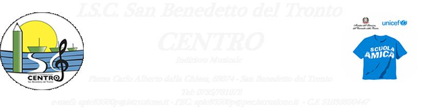 I.S.C. San Benedetto del Tronto CENTRO